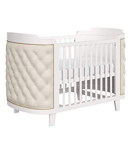 ComfortBaby RoyalDream V – white edition 3in1 Baby-/Kinderbett